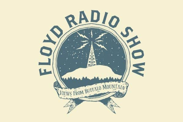 The Floyd Radio Show Logo