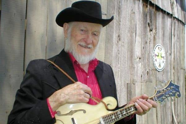 Jesse McReynolds comes to Floyd Country Store as part of Mountains of Music Homecoming