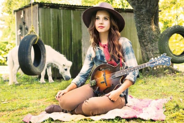 Mandolinist Sierra Hull comes to Floyd Country Store in support of her latest record, Weighted Mind