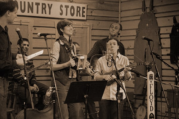old-time radio Archives - Page 8 of 8 - The Floyd Country Store
