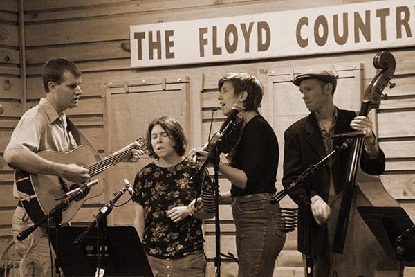 Floyd Radio Show, April 13, 2013