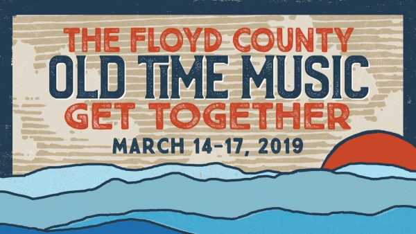 2019 Floyd County Old Time Music Get-Together