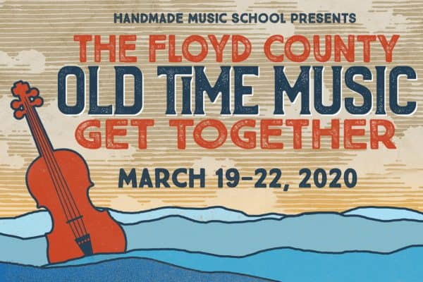 2020 Floyd County Old Time Music Get Together