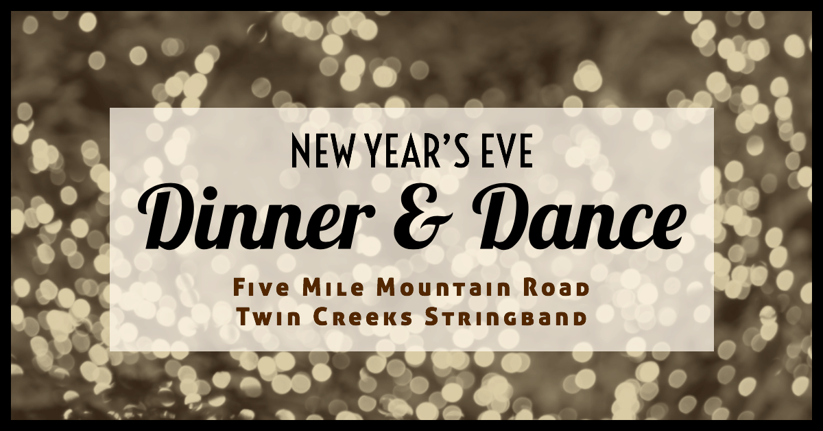 5th Annual New Years Eve Dinner and Dance