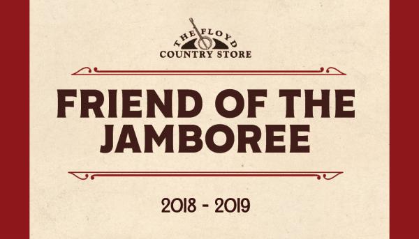Friend of the Jamboree Card