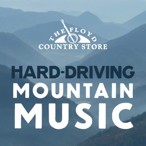 Hard Drivin Mountain Music Spotify Playlist