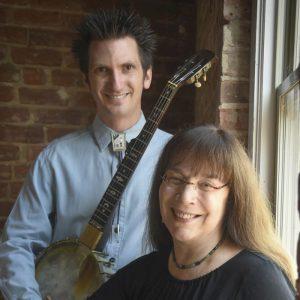 Adam Hurt & Beth Hartness