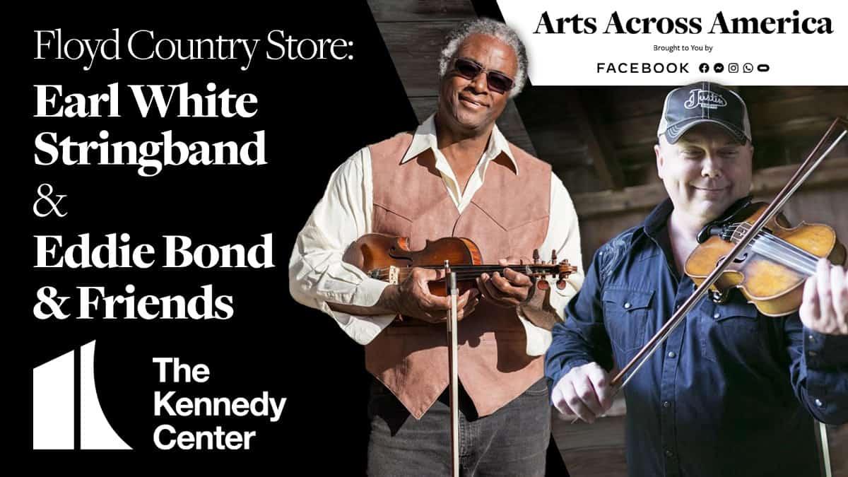 Arts Across America: Kennedy Center Livestream Event