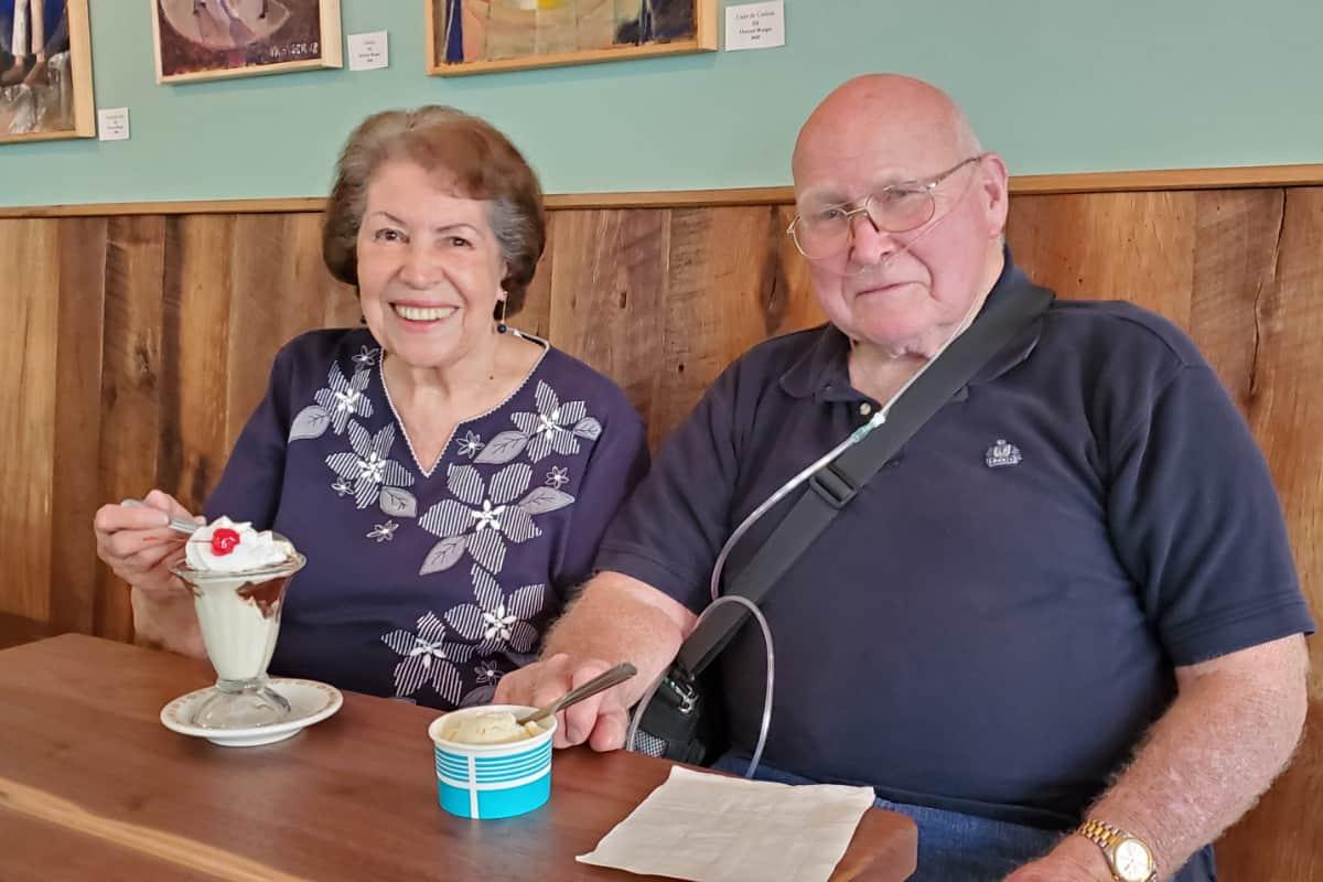 Barbara and Skip Pendry