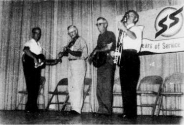 Bell Spur String Band