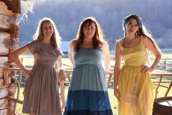 The Blue Ridge Girls