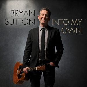 Bryan Sutton Album Cover