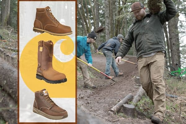 Carhartt Footwear at The Floyd Country Store