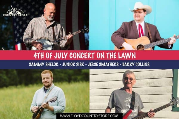 4th of July Concert on the Lawn