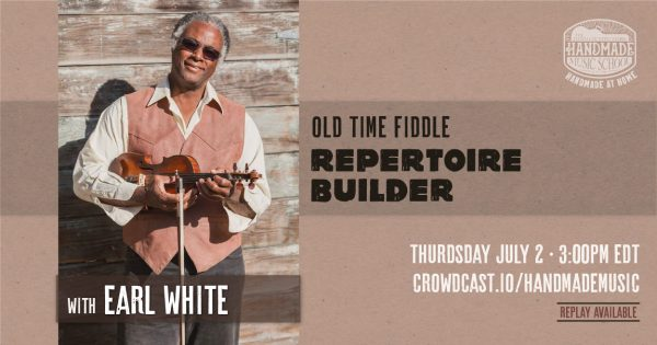 Repertoire Builder: A fiddle workshop with Earl White