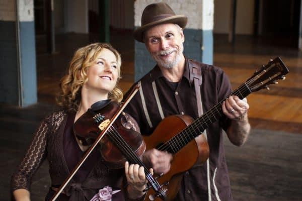 Erryn Marshall and Carl Jones