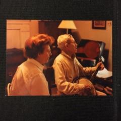 Eula and Martin Marshall