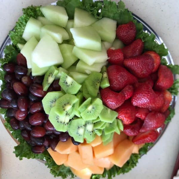 The Floyd Country Store Cafe Fruit Platter