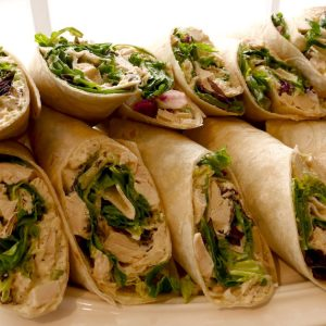 The Floyd Country Store Cafe Wraps
