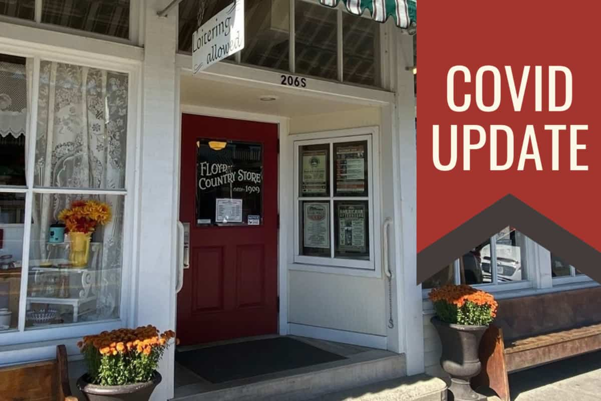Floyd Country Store Covid Update