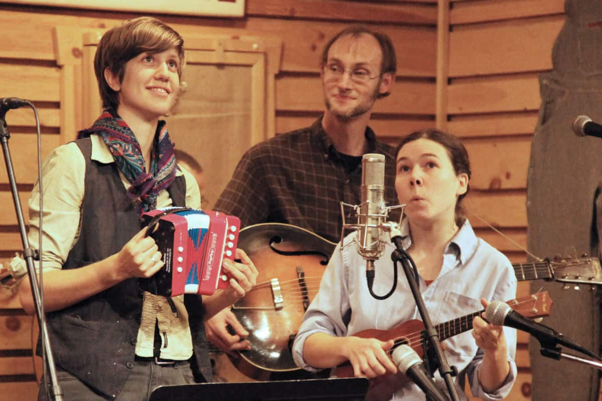 Floyd Radio Show Trio