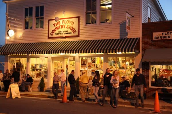 The Floyd Country Store Fall Concert Series