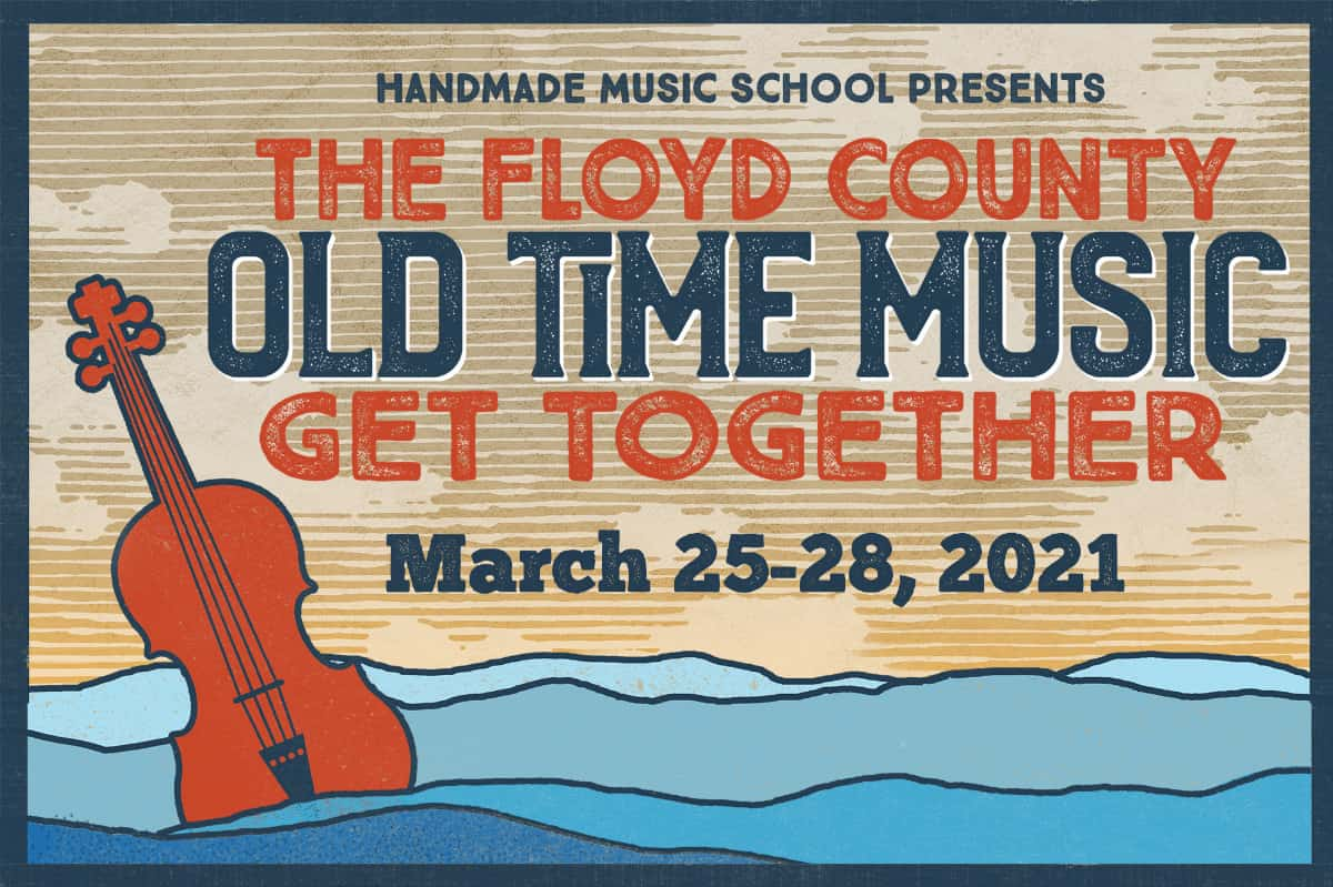 Third Annual Floyd County Old Time Music Get-Together
