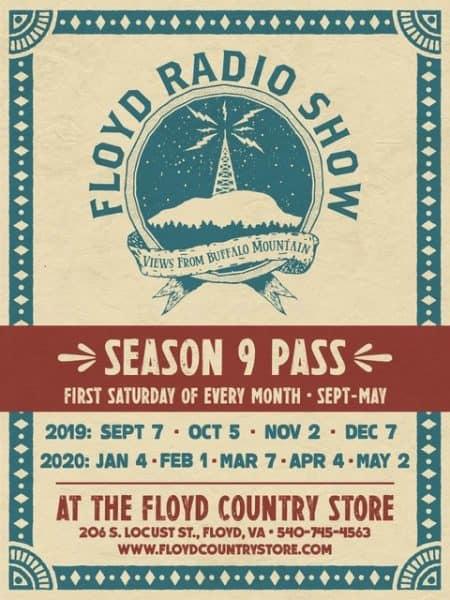 Floyd Radio Show Season Pass