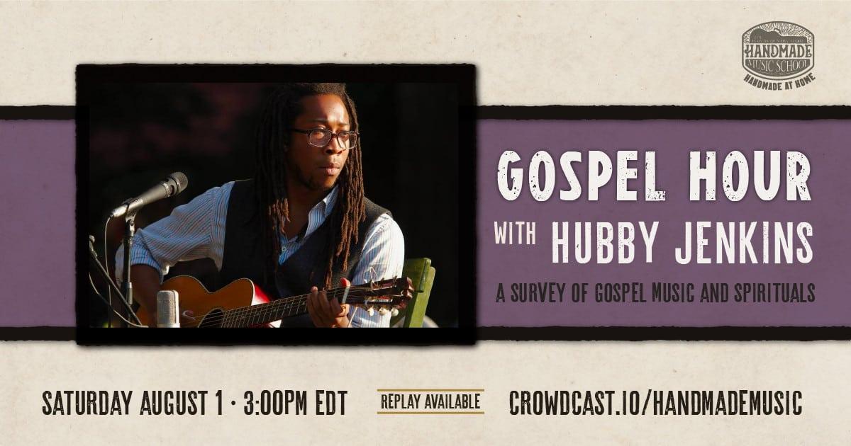 Gospel Hour with Hubby Jenkins
