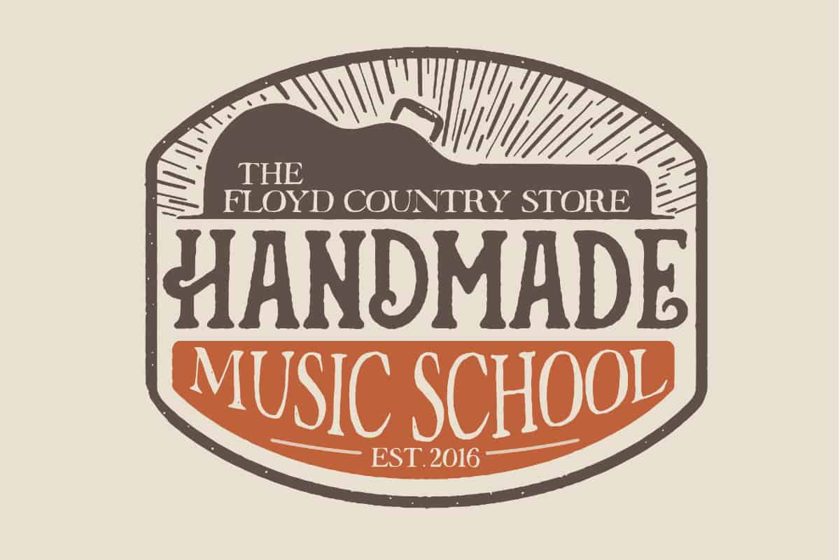 Handmade Music School Logo
