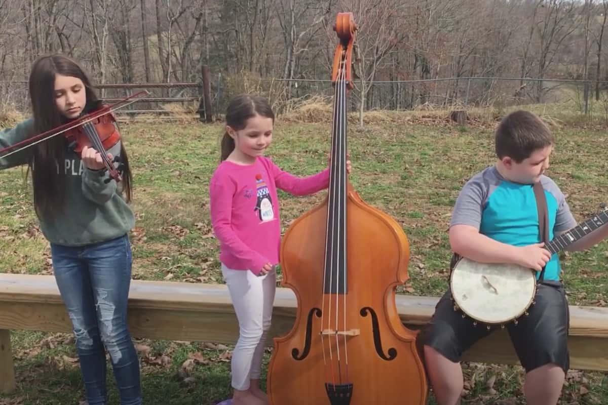 The Hazy Mountain Stringband