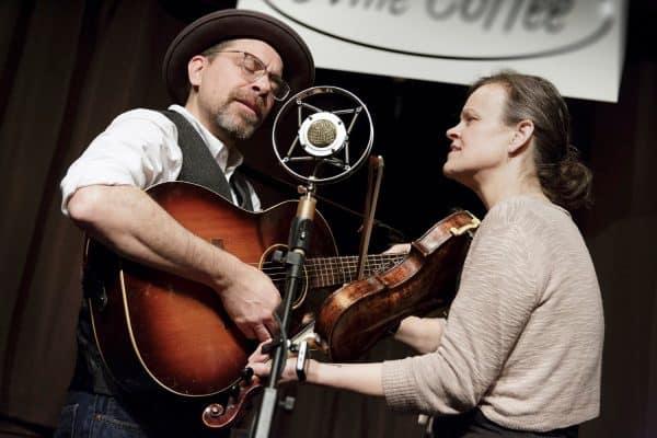 Howard Rains & Tricia Spencer