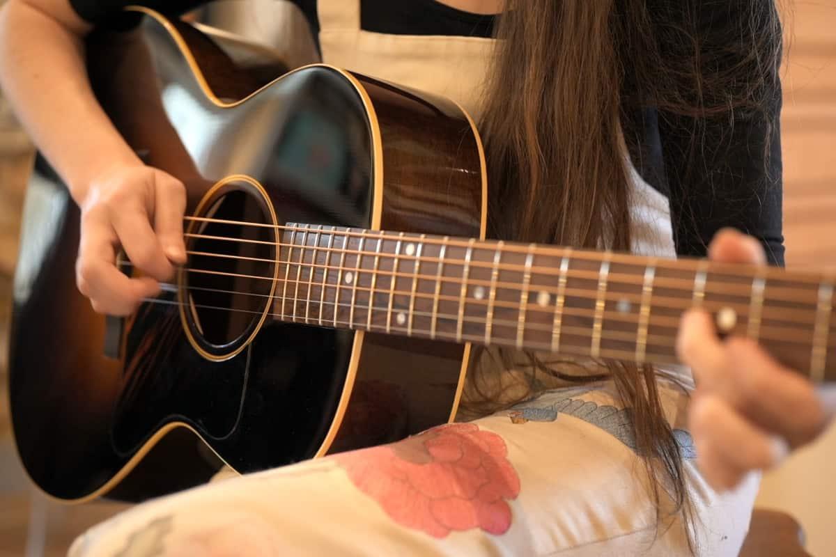 Jackson Cunningham Guitar Player