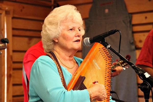 Janet Turner on Stage