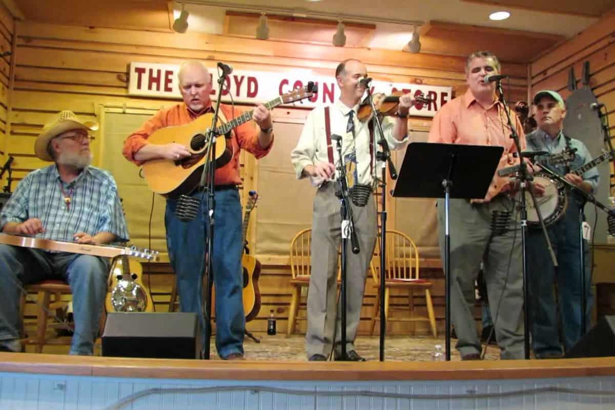 Java Brothers on Stage 2012