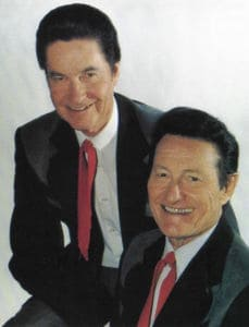 Jim & Jesse on their 50th anniversary in music (1997)