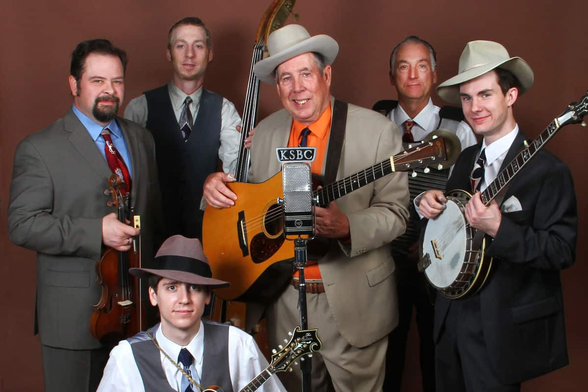 Karl Shiflett & The Big Country Show