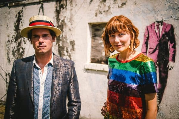 Ketch Secor and Molly Tuttle