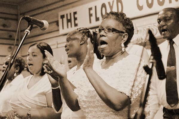 Little River Missionary Baptist Church Choir