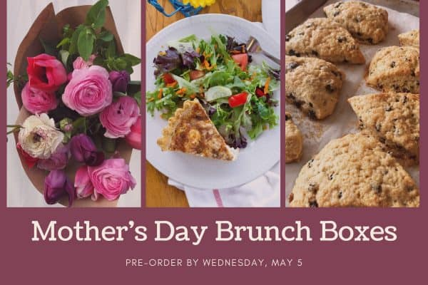 Mothers Day Brunch Box 2021