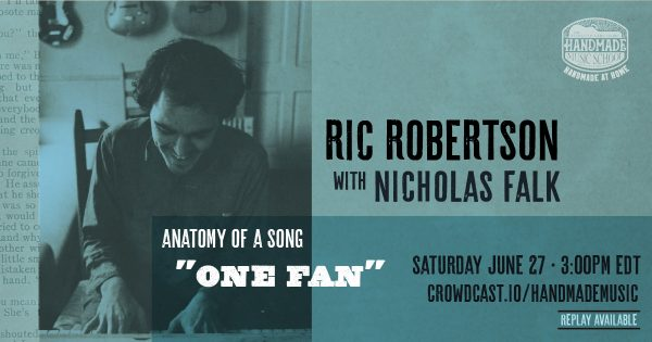 Anatomy of a Song: Ric Robertson with Nick Falk