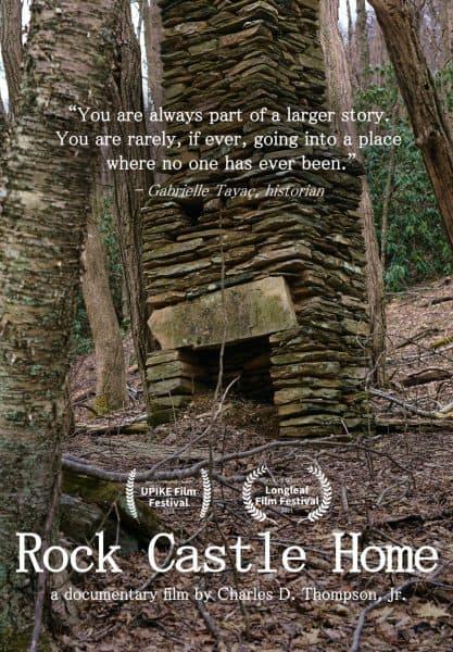Rock Castle Home Poster