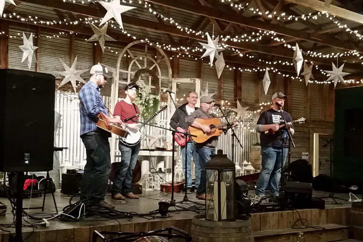The Route 8 Ramblers