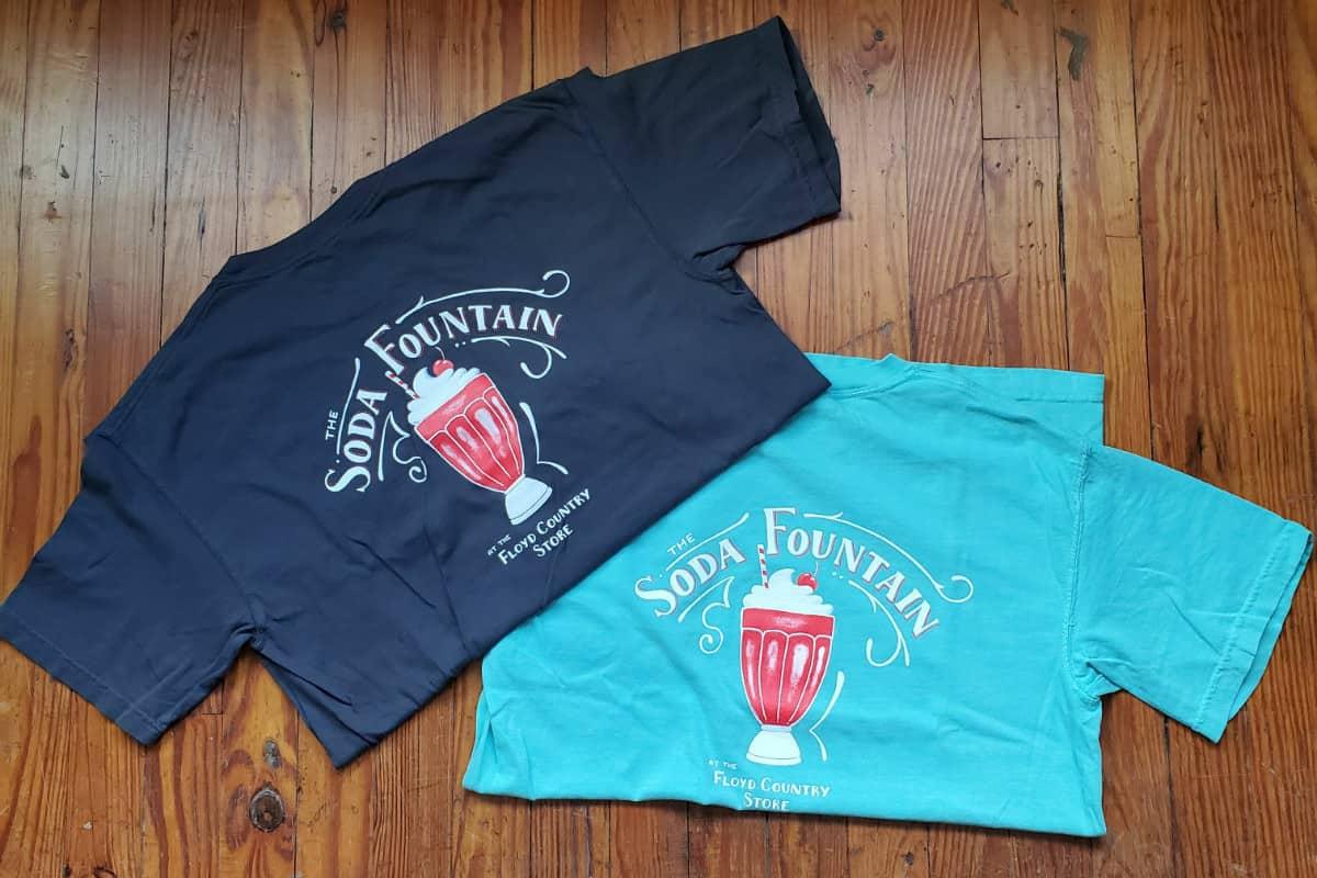 Soda Fountain T-Shirt