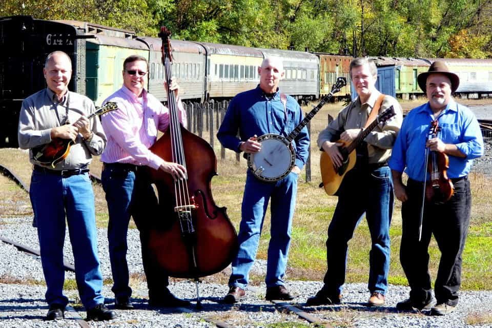 Southern Rail Express Bluegrass Band