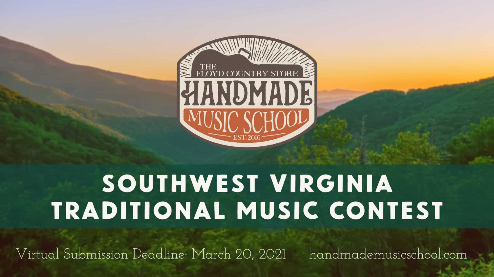 2021 Southwest Virginia Traditional Music Contest