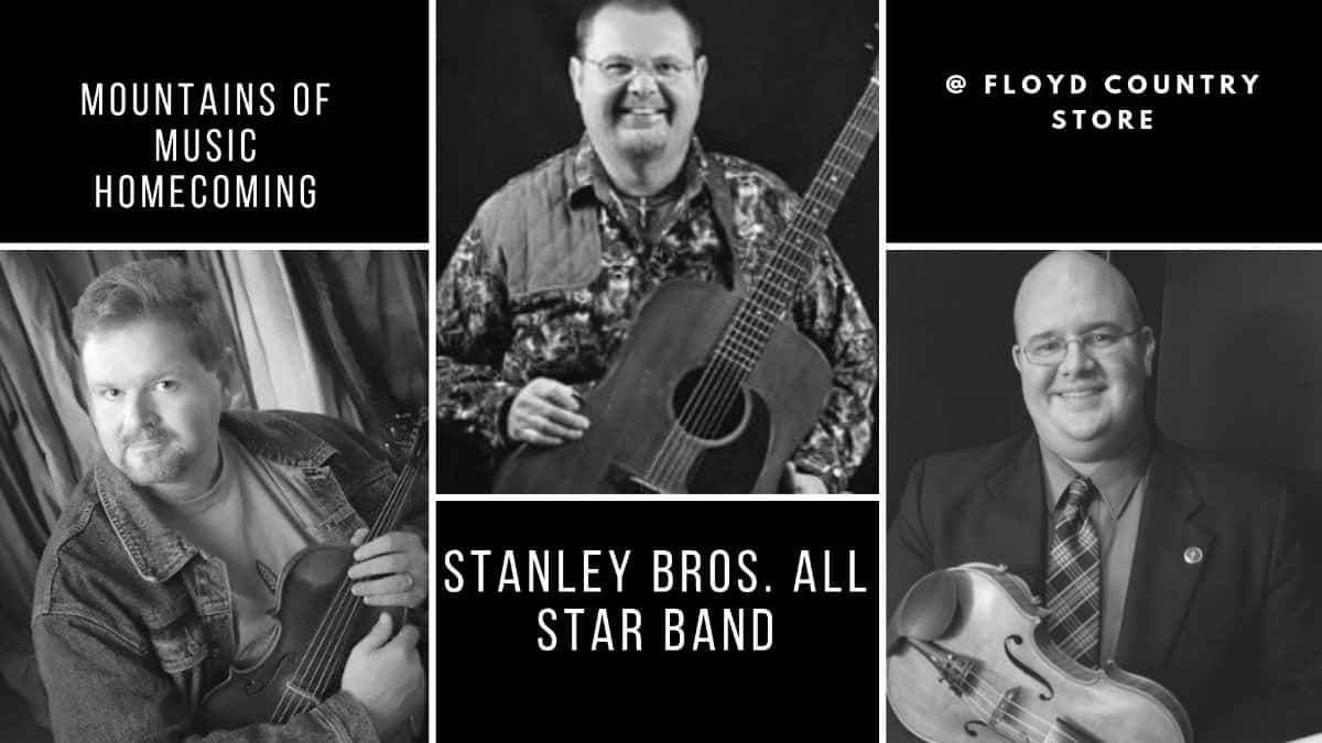 Stanley Brothers All Star Band