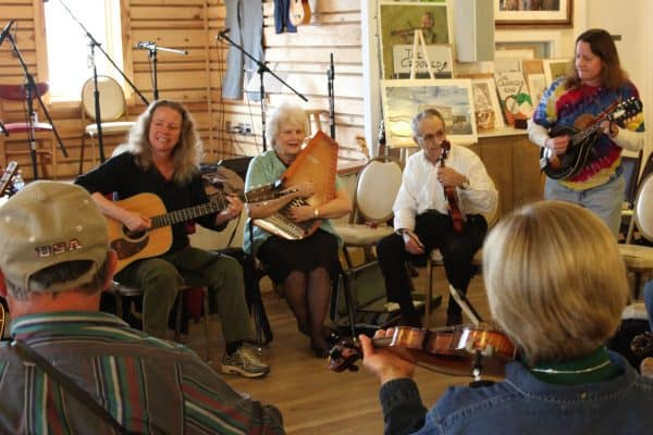 Floyd Country Store Sunday Jam with Janet Turner