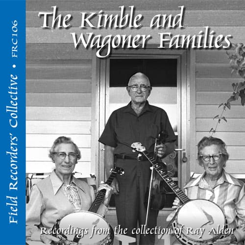 The Kimble and Wagoner Families