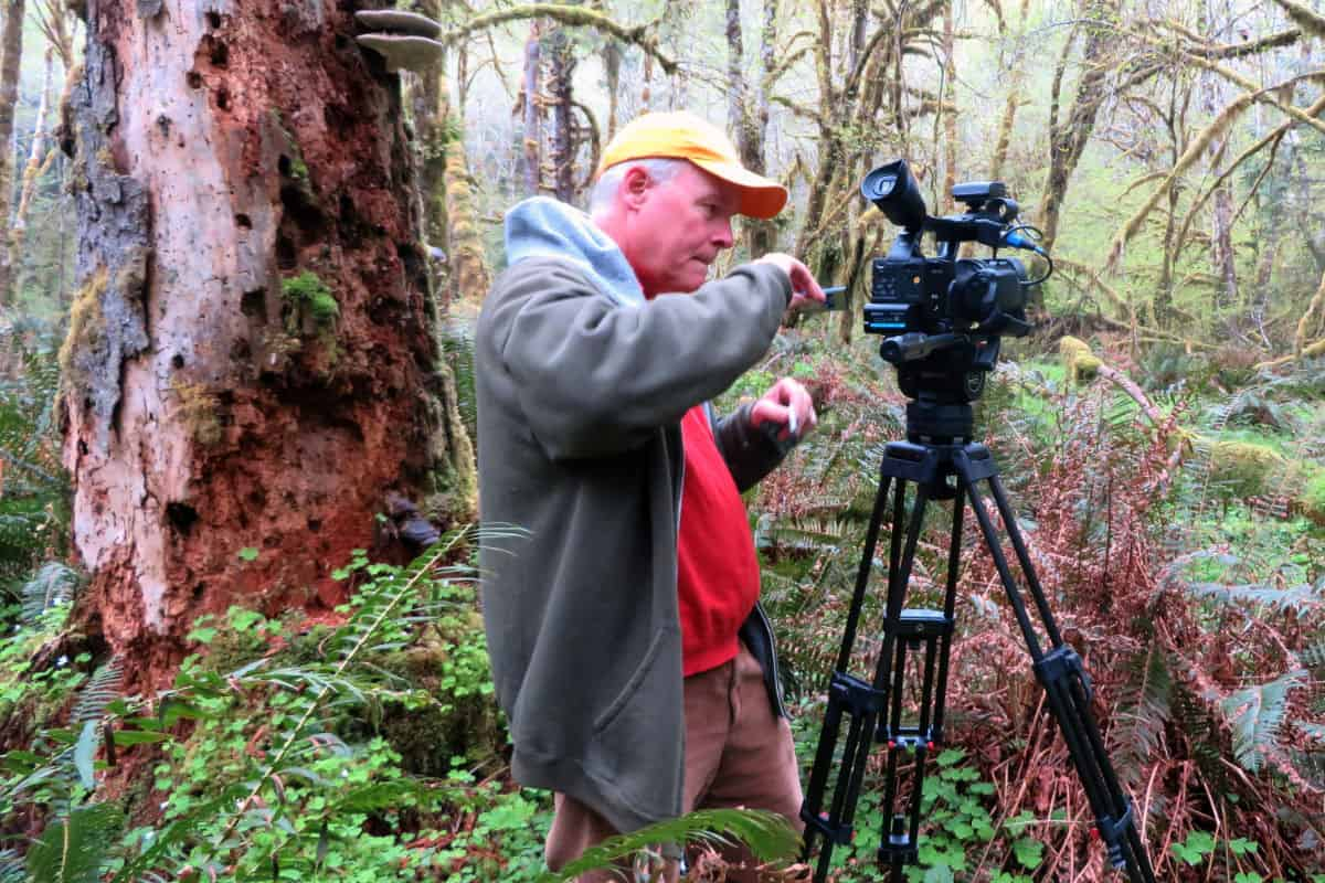 The Truth About Trees Filmmaker